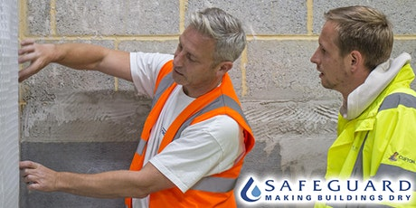Damp-proofing Practical Course - Horsham tickets