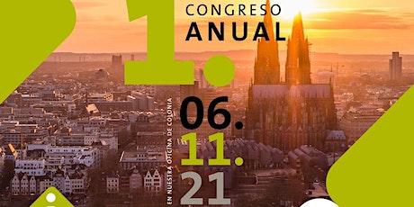 1er Congreso Anual Tickets