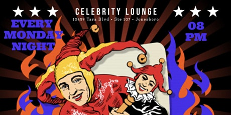 Monday Game Night at Celebrity Lounge tickets