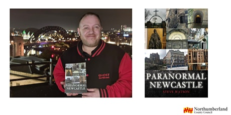 Paranormal Newcastle - Steve Watson tickets