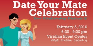 Date Your Mate Celebration 2016