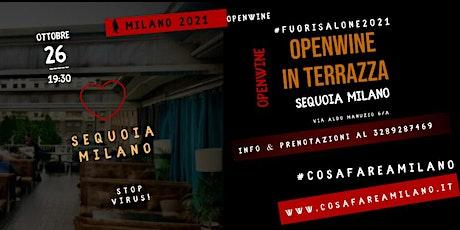 Openwine Terrazza Repubblica biglietti