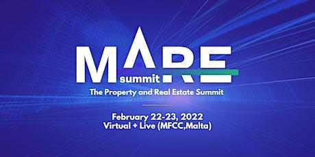 MARE Summit Live tickets