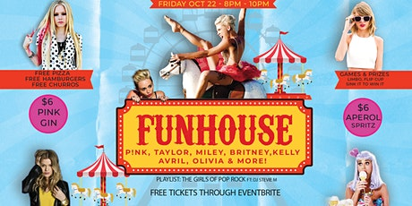 Replay: FUNHOUSE - P!NK - MILEY - TAYLOR & FRIENDS tickets