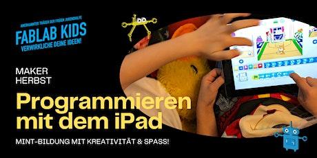 FabLabKids: maker-Herbst - Programmierung in Scratch Tickets