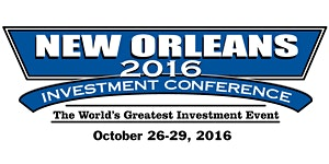 The 2016 New Orleans Investment Conference
