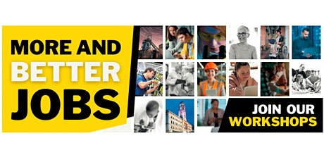 More and Better Jobs Workshop: Digital Barnsley tickets