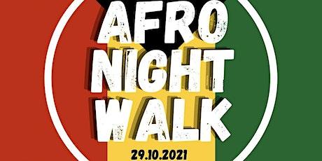 AFRO NIGHT WALK: BRIDGE 2 BRIDGE FUNDRAISER tickets