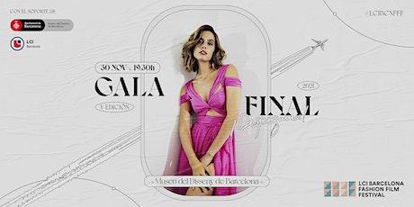 Gala Final LCI BARCELONA FASHION FILM FESTIVAL 2021 entradas