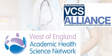 Building capacity in the VCS to support Care & Health services in Glos tickets