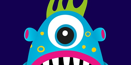Essex Libraries: Story and craft session - Monster Invasion tickets