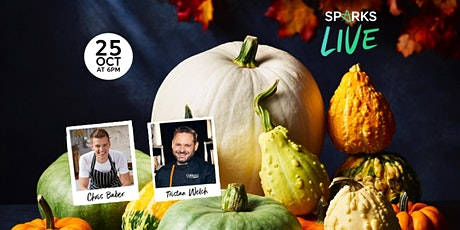 Sparks Live: Family Cook-a-long, with Chris Baber and Tristan Welch! tickets