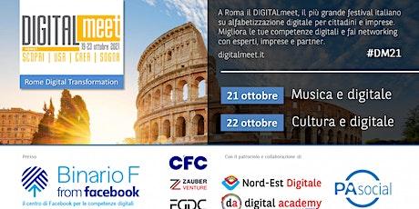 Digital Meet Roma 2021 Tickets