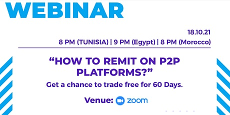 How to remit on P2P platforms? tickets