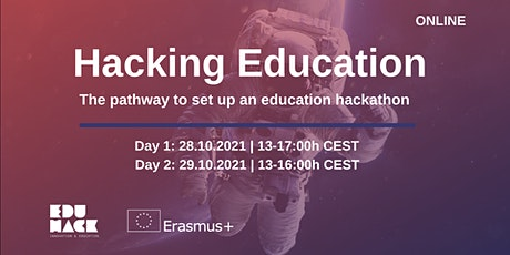 Learn how to organise Education Hackathons (28-29 Oct) tickets