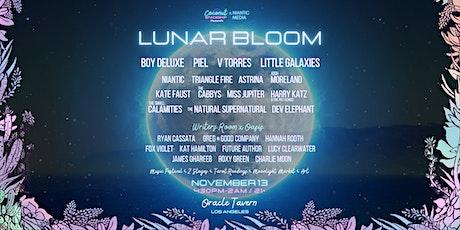 LUNAR BLOOM - 21+ Music Festival  w/ Art , Market & Tarot at Oracle Tavern tickets