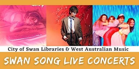 Swan Song Live Concert: Priscilla, Smol Fish, Tash Marie (Midland) tickets