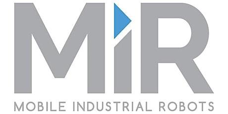 MiR - Mobile Industrial Robots - Automation of internal logistics entradas