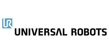 Universal Robots - Automation of manufacturing process biglietti