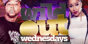 Wed!(11/25) Wild Out Wednesdays at Purlieu | Hosted by...