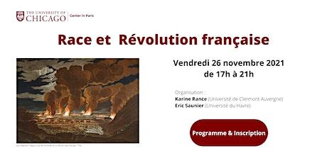 Race et Révolution française billets