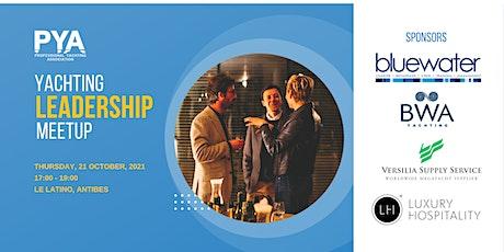 Yachting Leadership Meetup billets