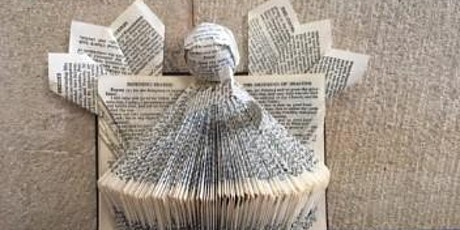 Angel or Christmas Tree Book Crafts tickets
