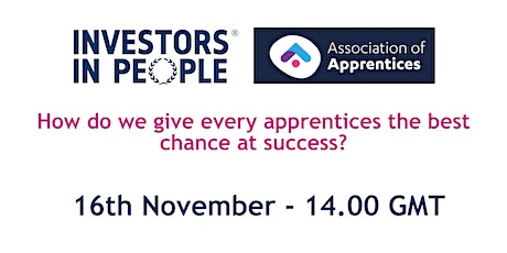 How do we give every apprentice the best chance at success? tickets