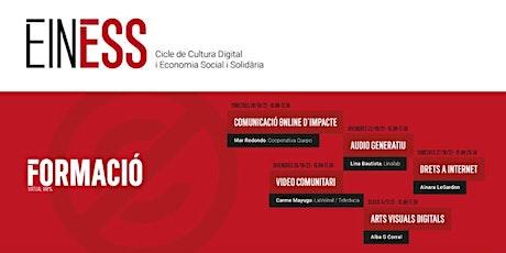 Formació EinESS 2021: Drets a Internet (Ainara LeGardon) entradas