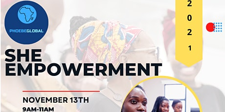 SHE EMPOWERMENT tickets