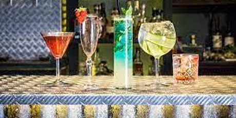Singles Mixer with Jazz Vocalist Ben Hill. Unlimited Cocktails, Prosecco tickets