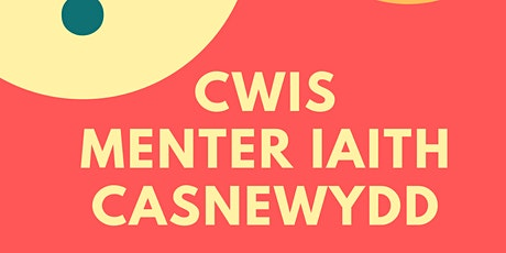 Cwis y Fenter tickets