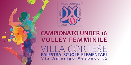 GSO Villa Bianca vs VISETTE VOLLEY BIANCA biglietti
