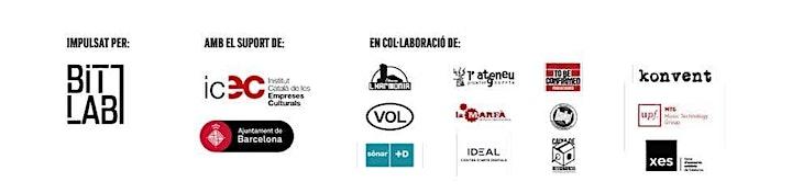 """Diàlegs EinESS 2021 -I- """"Nous formats de cultura digital i performatives"""" image"""