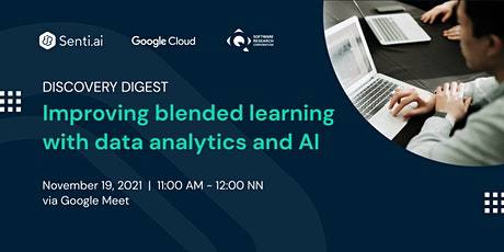 Discovery Digest: Improving blended learning with data analytics and AI tickets