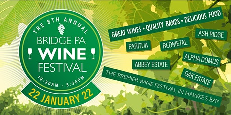 Bridge Pa Wine Festival 2022 tickets