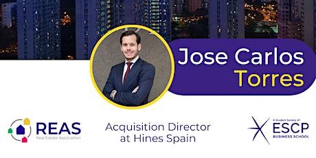 """Acquisitions & Dispositions"" by José Carlos Torres tickets"