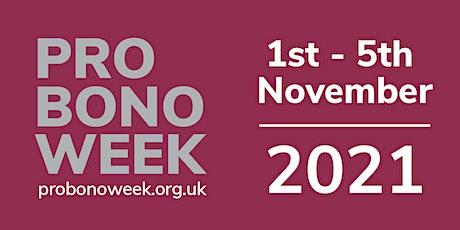 Pro Bono Week Celebration tickets