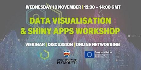 Data Visualisation & Shiny Apps Workshop tickets