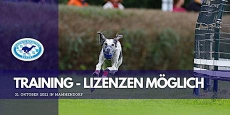 WRV-Bayern Training Windhund-Rennsport Tickets