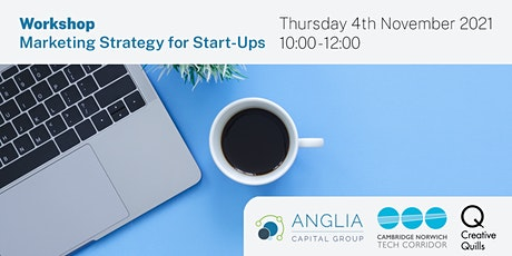 Marketing Strategy for Start-ups tickets