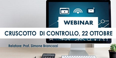BOOTCAMP BALANCED SCORECARD CRUSCOTTO DI CONTROLLO, streaming 19 ottobre biglietti