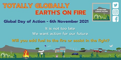 Moorlands Global Day of Action tickets