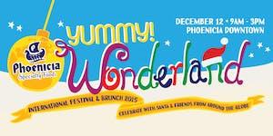 Phoenicia's YUMMY! Wonderland International Holiday...
