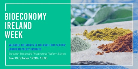 Valuable nutrients in the agri-food sector: European policy insights tickets