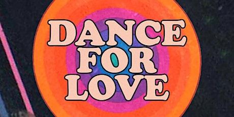 Dance For Love - Basement of the Grand Burstin Hotel billets