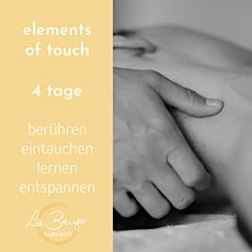 elements of touch Tickets