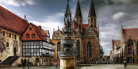 Städtische Entwicklung in Braunschweig, einer Partnerstadt von Bath Tickets