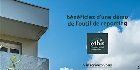 ethis-data, le reporting RSE en ligne pour le logement social billets