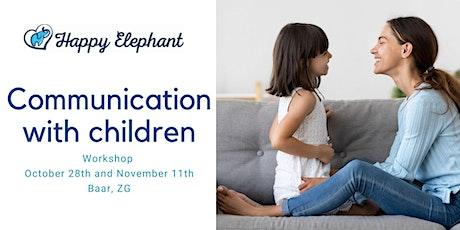Workshop Communication with Children tickets